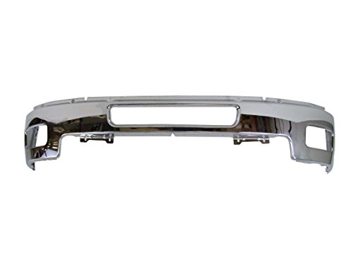 2011 chevy 2500hd front bumper - 2