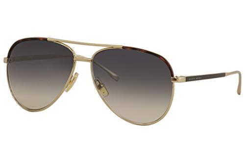 - Hugo Boss BOSS 0782/S 1PWUA (Gold - Havana with Black Gradient lenses)