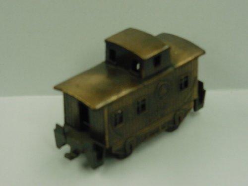 RAIL ROAD CABOOSE DIE CAST PENCIL SHARPENER by (Rail Caboose)