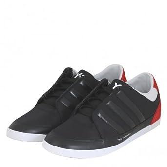 ac995d1d654dd Y3 Y3 Honja Low Red Black - G64107 - A12 Black  Amazon.co.uk  Clothing