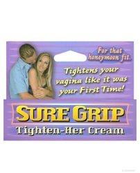 Sure Grip Serrer sa crème 0,5 fl. oz
