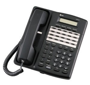 AT&T 843 Vintage Classic ATT LINE SPEAKER PHONE Landline Home business office INTERCOM-CALL telephone (Land Line Flip Phone)