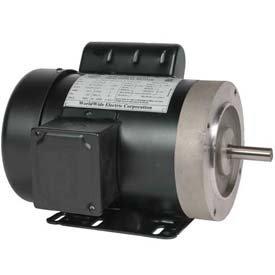 Worldwide Electric Jet Pump Motor NT1.5-36-56CB-NOL, GP, TEFC, REM-C, 1 PH, 56C, 1.5 HP