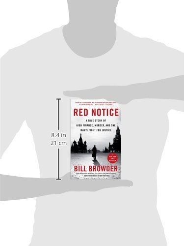 Red Notice: A True Story of High Finance, Murder, and One Mans Fight for Justice: Amazon.es: Bill Browder: Libros en idiomas extranjeros
