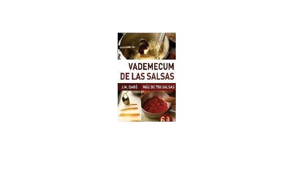 Pack Vademecum De Las Salsas (6ª Ed.) (Incluye Set De Utensilios De Cocina).: VARIOS AUTORES: Amazon.com: Books