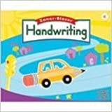 Zaner Bloser Handwriting: Grade K