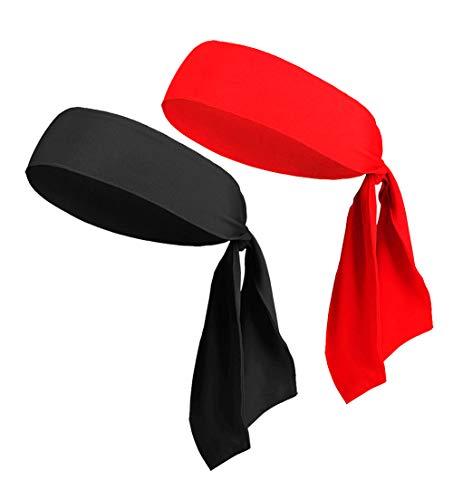 Head Tie Headbands for Men Women Kids Girls