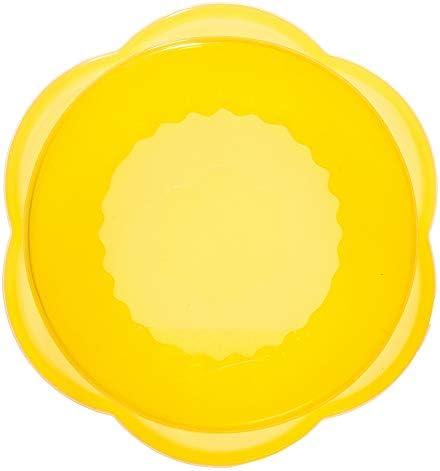 Kochblume Stretchi Silikon Deckel 20 cm gelb