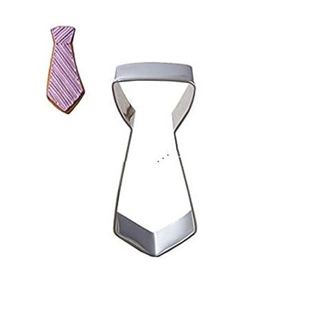 AMWFF - Moldes para galletas con forma de corbata, moldes para ...