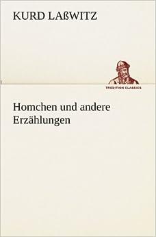 Homchen und andere Erzählungen (TREDITION CLASSICS)