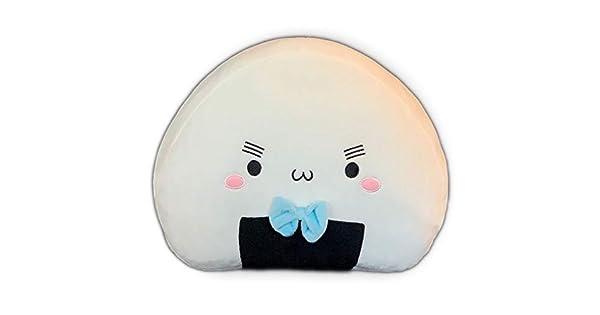Amazon.com: Nompillow Preppy Sushi Onigiri, lindo cojín ...