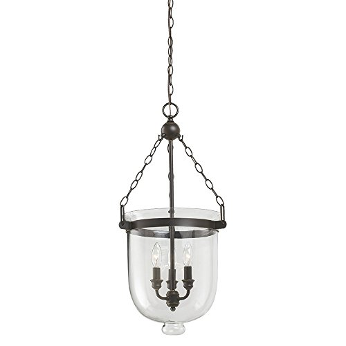 Contemporary 3 Light Pendant