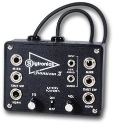 Sigtronics SPO-22N 2-Place High Noise Intercom