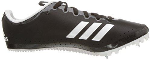 adidas Men's Sprintstar, Core Black/Orange/White, 8 M US by adidas (Image #7)