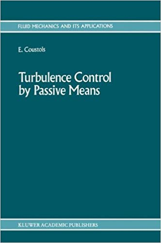 Turbulence Control by Passive Means: Proceedings of the 4th European Drag Reduction Meeting (Fluid Mechanics and Its Applications)