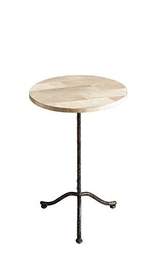 Lane Occasional Tables (Butler Specialty Metalworks Pedestal Table)