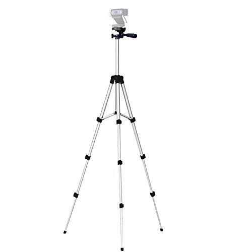 Webcam Tripod, 41'' Camera Tripod Mount Holder Stand for Logitech Webcam C922 C930e C930 C920 C615-Silver