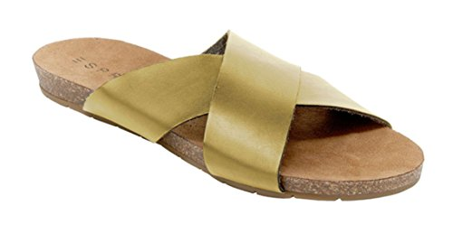 Esprit Bounty Semelle Sandale Or