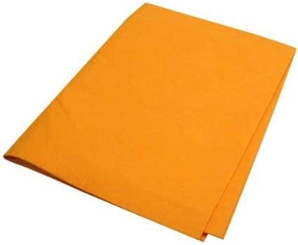 Multi-Purpose for Washing 6-Pack Kitchen Use and More! Made in Germany Super Absorbent Cleaning Cloth 100/% Rayon Waxing 20 X 27 The Original Cleaning Shammy Buffing