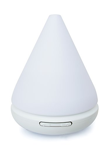 SPT - 0.03-Gal. Ultrasonic Humidifier - White SA-005