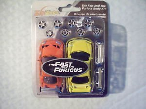 ZipZaps Micro RC - The Fast and The Furious Body Kit