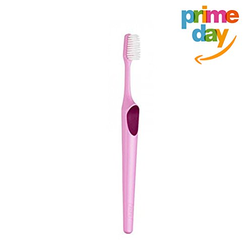 Tepe Supreme Toothbrush   Recommended By Dentists For Best Oral Health  Healthy Mouth   Gums Between Dental Visits  Prevent Bad Breath And Periodontal Disease