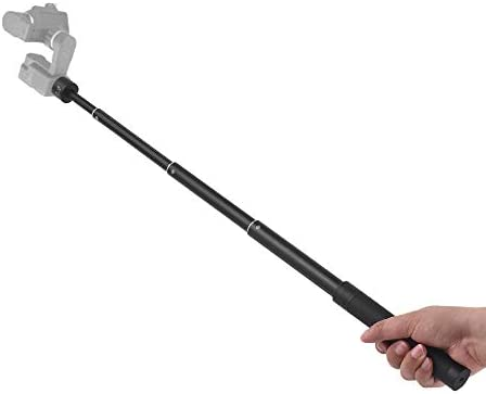 Andoer Portable Handheld Adjustable Extension Pole 5-Section