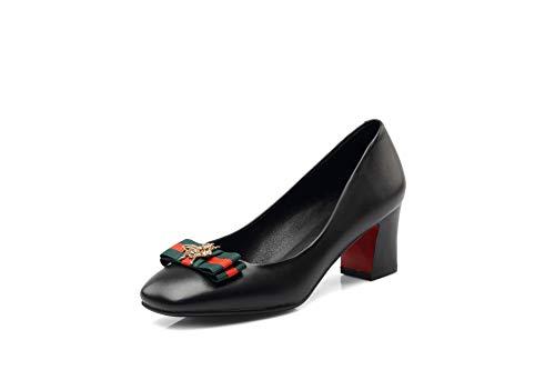 Femme Sandales SDC05953 Noir Compensées AdeeSu xfaH8nv1w