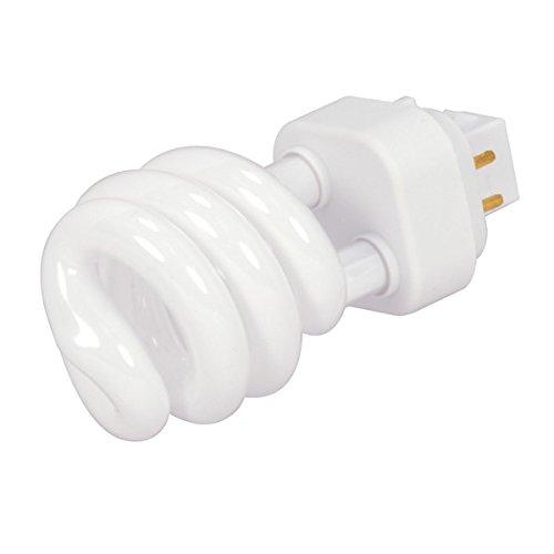 (パックof 12 ) Satco s4438、pls13 2700 Kスパイラル、コンパクト蛍光灯電球。。。 B074ZBVRB3