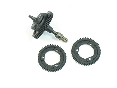 Traxxas 1/10 Slash 4x4 Ultimate * CENTER DIFFERENTIAL * Spur Gear 54T 52T #6814
