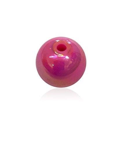 Riptail 8mm Circle Rigging Beads   B077X9V377