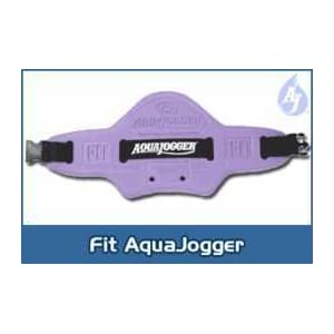 Aqua Jogger Fit Belt for Women - Purple
