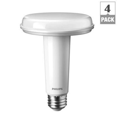 SlimStyle 9.5 watt (65W Equivalent) Soft White (2700K) BR30 Dimmable LED Light Bulb (4-Pack)