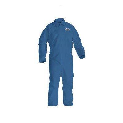 KCC58505 - Kleenguard A20 Coveralls, Microforce Barrier Sms Fabric, Denim, 2xl