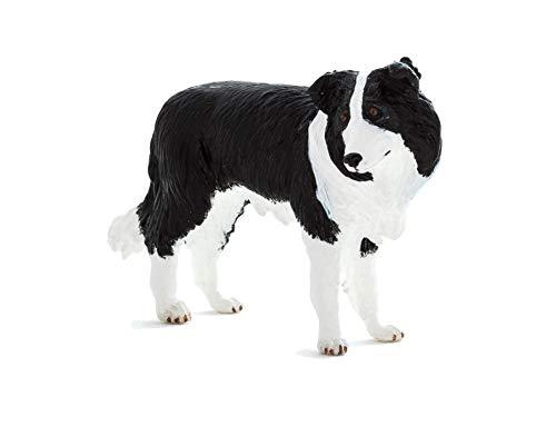 MOJO Border Collie Toy Figure