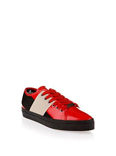 Modã¨le Rouge Couleur Basket Marque Basket Jeans Armani Jeans q4XxpBRP