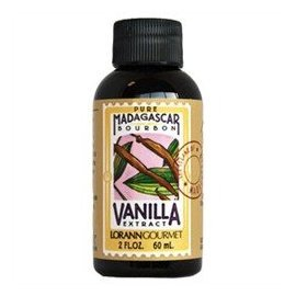 LorAnn Natural Madagascar Vanilla Extract 4 oz.