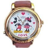 Lorus disney Mickey & Minnie LOVE. Musical Plays