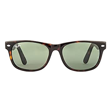 179b65ce30 Ray Ban RB 2132 55-18 New Wayfarer Color Mix Tortoiseshell  Amazon ...