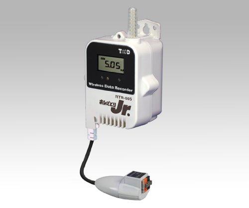 ティアンドデイ1-3526-02おんどとりワイヤレスデータロガー(子機)電流×1ch大容量バッテリー B07BD3JBF8