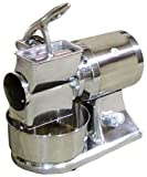 Electric Hard Cheese Grater: 1.5 HP