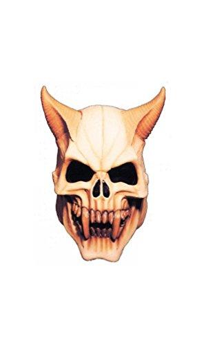 Devil Skull Mask (Mask Jaw Moving Devil)