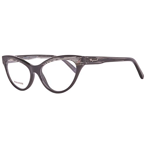 Eyeglasses DSquared2 DQ 5159 DQ5159 005 black/other (Schwarze Designer-brille)