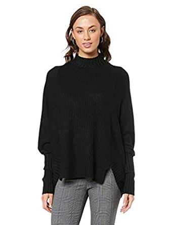 RAW by RAW Women's Antonia Knit, Jet Black, S