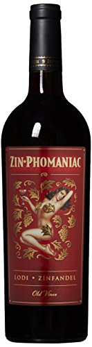 2015 Zinphomaniac Old Vines Lodi Zinfandel 750 ml Wine