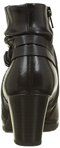 Basic 27 Gabor schwarz Bottines micro Femmes Shoes Pour Noires 8IvZqvn