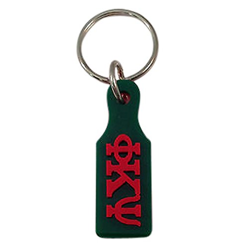 Phi Key Ring (Phi Kappa Psi Mini Paddle Keychain)