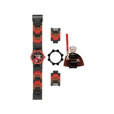 LEGO Star Wars Count Dooku Watch: Toys & Games