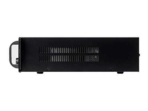 Monoprice 114886 Commercial Audio 120W 5ch 100/70V Mixer Amp with Microphone Priority (NO LOGO) by Monoprice (Image #4)