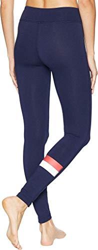 Legging Donna New Sportivi Colore Balance Pir Nero g5RRq8Ww